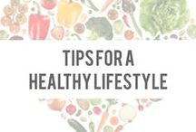 Tips and Tricks for Healthy Lifestyle / by SlimTea