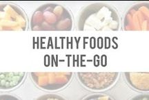Healthy Foods On-The-Go / by SlimTea