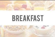Breakfast Recipes! YUM!