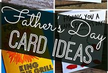 Happy Daddy Day! / DIY for your dad. Or yourself. Or for you to make for your dad.