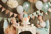 Kiddie Theme Party
