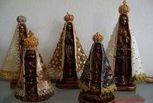 Arte  Sacra / Trabalhos artesanais maravilhosos