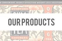 Our Products / Teas that support your goals.  Weight Loss, Anti-Aging, Brain Health, Bone Health, Metabolism Booster, Detox, Fights Cancer, Fights Diabetes, Heart Health, Cholesterol levels, and more.  We have been selling tea for 18 years! With over 700,000 satisfied lifelong customers, we offer superior products.  Do your research.  Buy from who you can trust.