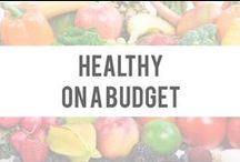 Healthy on a Budget / Eating healthy doesn't have to break the bank. Follow our board to find out ways to stretch your dollar and still do your body good. :-) / by SlimTea