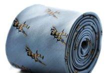 Ties, bow ties & handkerchief / Ties and bow ties