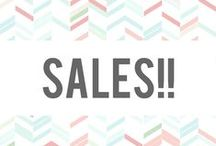 LIMITED TIME SALE! / Check here often for great deals!