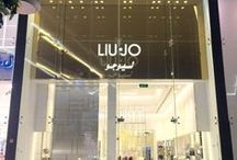 LIU•JO RIYADH / #design#retail#interiordesign#liujo#storedesign