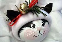 Weihnachten / Weihnachtsdeko und Bastelideen