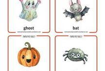 English for kids - Halloween