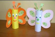 Lato prace plastyczne dla dzieci