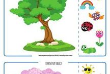 English for kids - Flashcards