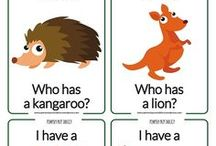 English for kids - Animals / Ideas for kids