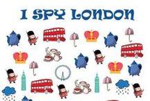 English for kids - I spy