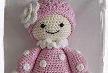 Muñecas/os crochet