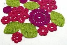 Mesa crochet