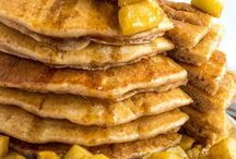 Pancakes/Waffles/French Toast Recipes