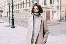 Autumn/Winter Syle & Inspiration