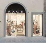 KAOS FIRENZE / #retail #design #interior #kaosspa