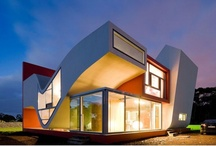 ARQUITECTURE / by shirley rueda