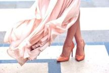 Flowing ~ / Moving clothes, skirts and dresses.  Silk, Tulle, Chiffon...
