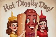 Hot Dogs / by Donna Phillip-Miller