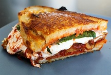 Grilled Cheese / by Donna Phillip-Miller