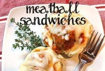 Meatball (Sandwiches) / by Donna Phillip-Miller
