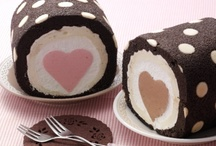 Roll / Log Cakes / by Donna Phillip-Miller