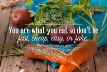 Healthy Eating! / Recipes and Tips!