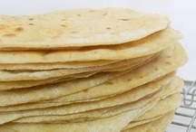 Flatbreads / by Donna Phillip-Miller