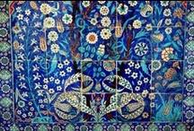 Azulejos / Azulejos del mundo / by Silvia Sierra