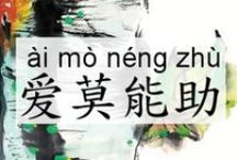 Dichos y refranes.Chinese sayings.成语和俗语