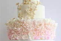 WEDDING CAKES  n CUPCAKES n EXQUISITE GATEAU / cakes / by KAREN COOPER