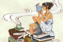 Tea, coffee & Books...