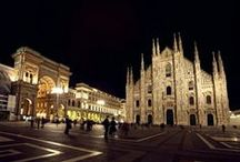 Milan / Explore the luxurious decadence of Italian style, and see how Milan Fashion Week perfectly reflects the stunning sights this fashionable renaissance city has to offer.