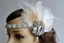 1920s wedding inspirations / 1920s wedding inspirations 2014