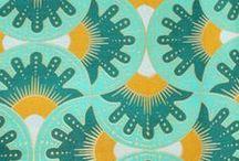 Foulards & Geometrics / Tiles, Foulards, Geometric print and patterns and inspirations.