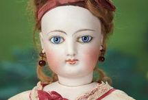 Antique dolls and toys! / Antique dolls and toys I love to look at and collect. / by Maike Coates