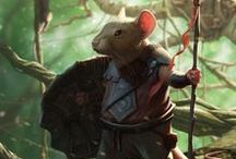 Creature_Rat, skaven, etc
