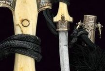 Weapon_Swords, daggers etc