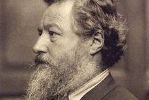 Designer_William Morris / William Morris (24 March 1834 – 3 October 1896) was an English textile designer, poet, novelist, translator, and socialist activist.