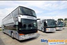 Autokary / Zobacz, jak wyglądają #autokary poszczególnych linii.