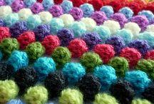 Popcorn crochet