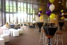 Unique Event Seating Arrangements / Try new seating ideas to make your event stand out. From networking, corporate meetings and charity function, it can be an affordable change.