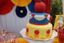 Bolo Temático/ Amazing Themed Cake / Idea of Party Cakes - Ideia de bolo de festa