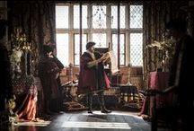 Cinema_Wolf Hall / TV Mini-Series. 2015. Director Peter Kosminsky, costume designer Joanna Eatwell