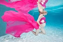 Underwater Maternity Photography / Underwater Maternity Photo session