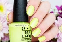 OPI NEON COLLECTION / Check out the OPI Neon Collection!