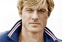 Robert Redford: The Sundance Kid and more / The only movie star I ever wrote a fan letter to. Honestly, he still just takes my breath away.