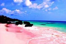 BEACH BEAUTY SPOTS / Some fabulous beauty spots from across the world - take us there now!
